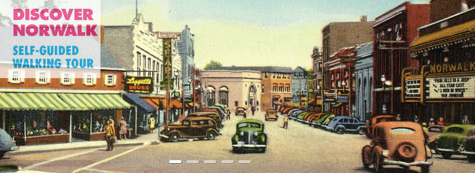 Explore the art and cultural history of Norwalk